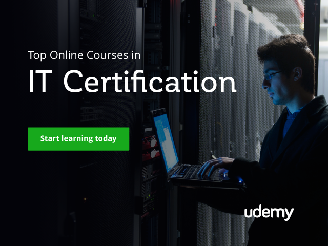 Top Online Courses of 2017 in IT Certifications | EffectiveOnline ...