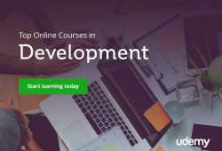 Top Online Courses of 2017 in Development