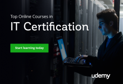 Top Online Courses of 2017 in IT Certifications