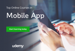 Top Online Courses of 2017 in Mobile App Development